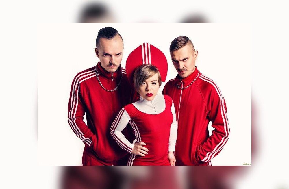 В Таллинне выступит скандальная группа Little Big