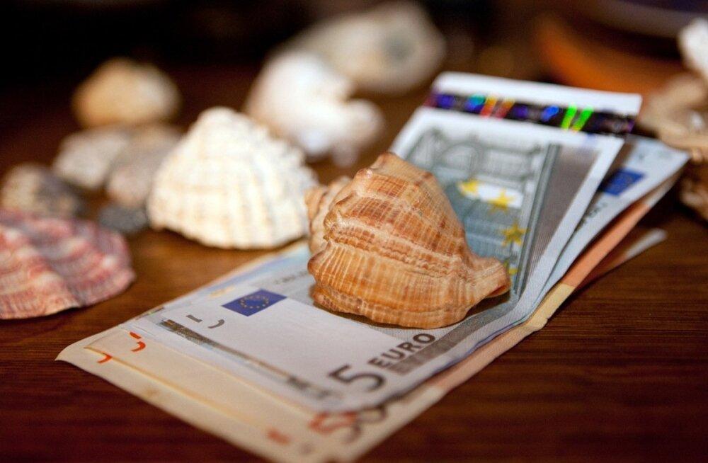 Raha ja reisimine