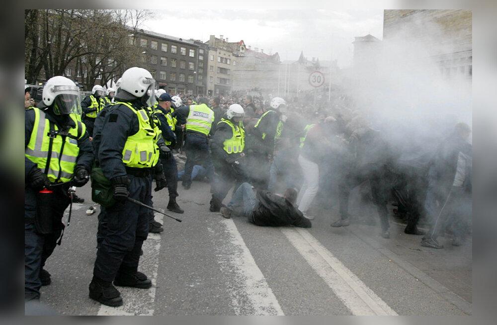 Kapo: Sirõk oli Naši komissar Eestis