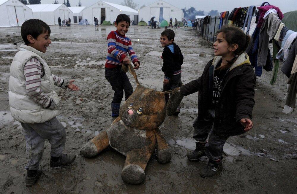 Põgenikelaager