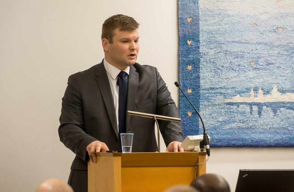 Lauri Laats Tallinna lasteasutustest: poriloopimisega paremat linna ei ehita