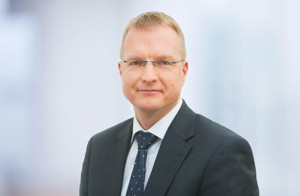 Redgate Capitali partner Mart Altvee.