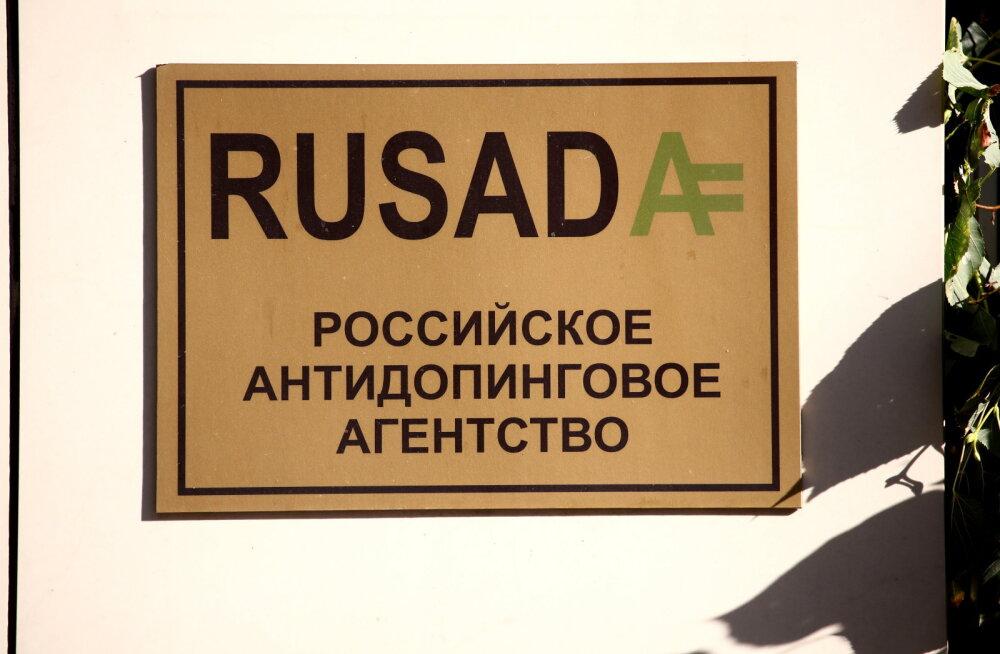 Venelased andsid WADA-le üle manipuleeritud andmed. Uus dopingukaristus ootab?