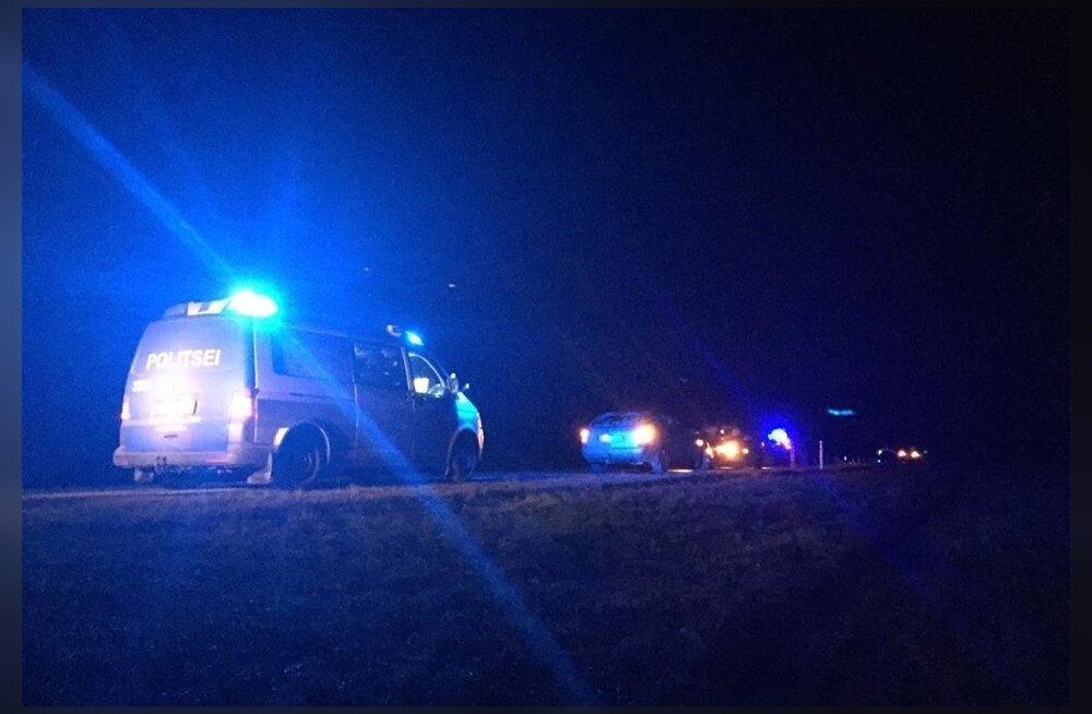 Õnnetus Keila-haapsalu maanteel