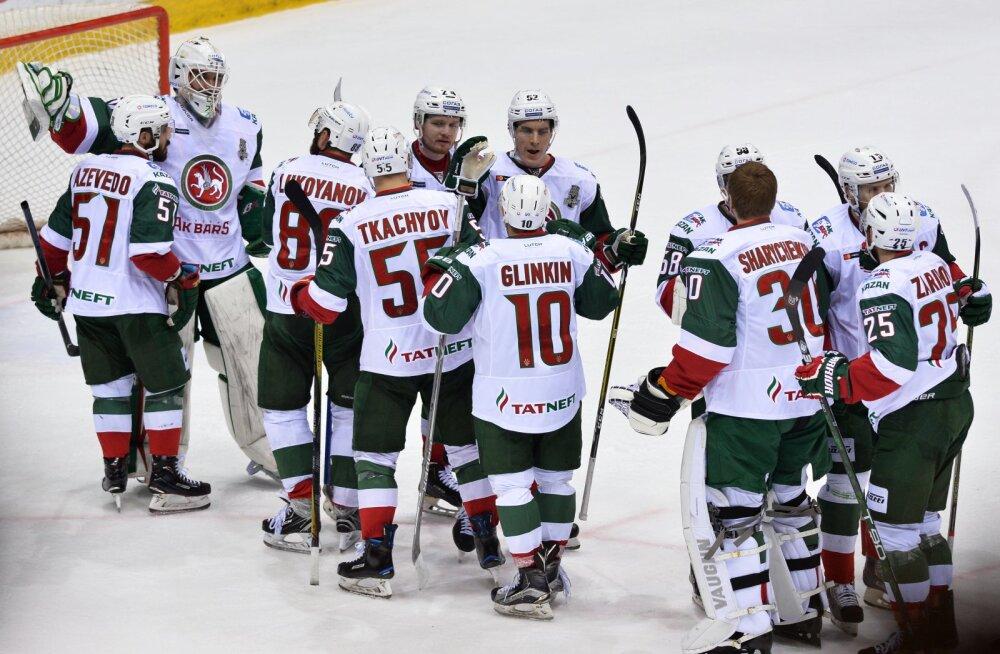 Vallot Pukk hetkeseisust KHL-is: kuningas on surnud, elagu kuningas!