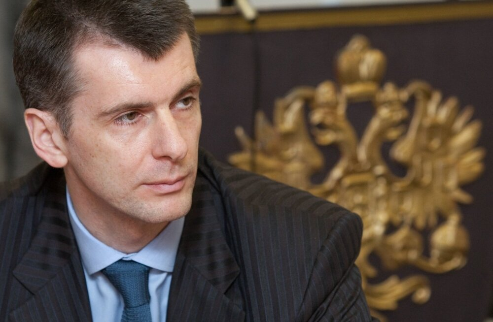 Mihhail Prohhorov