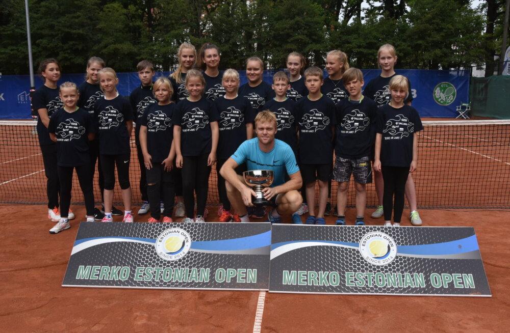 Kas maailmatasemel Eesti tennisistid kasvatavad ala populaarsust kodumaal?