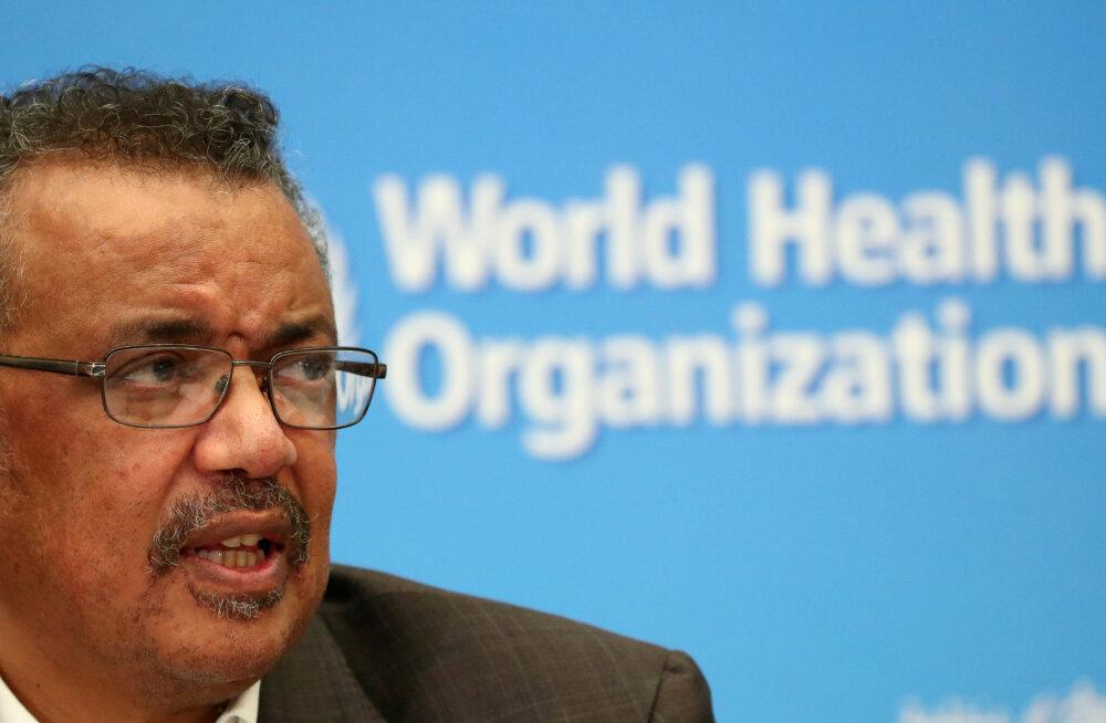 WHO: vaktsiin koroonapandeemiale lõppu ei tee