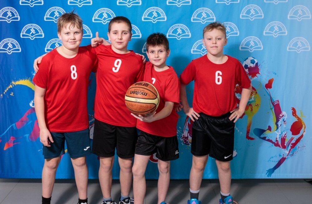 Sportland 3x3 korvpalli koolidevaheline finaalturniir