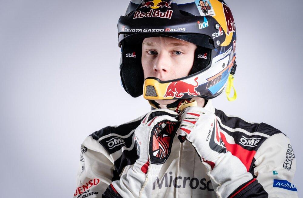 Kalle Rovanperä purustab rekordeid.