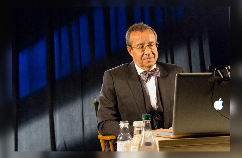 President Ilves: e-riigist kasu lõikamiseks tuleb hinnata ümber oma arusaam privaatsusest ja identiteedist