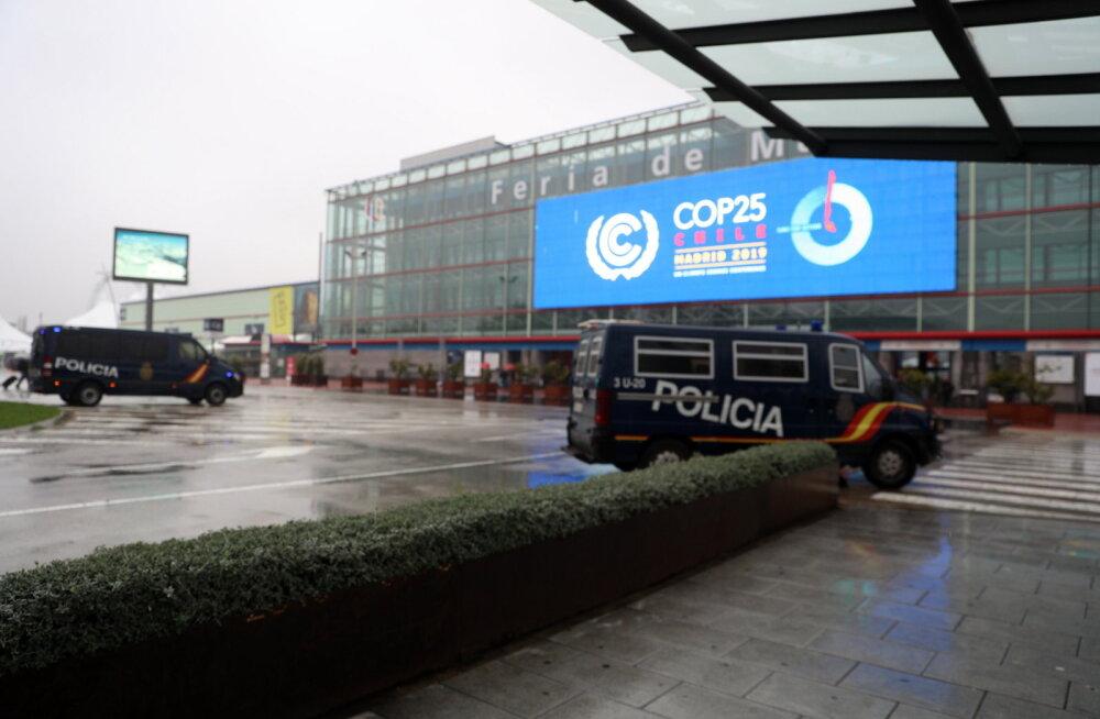 Madridis algavad läbirääkimised peagi käes oleva kliimakriisi leevendamiseks