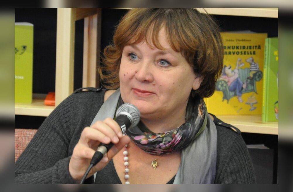 Imbi Paju: meedia käitub Evelin Ilvesega nagu politrukist vägistaja