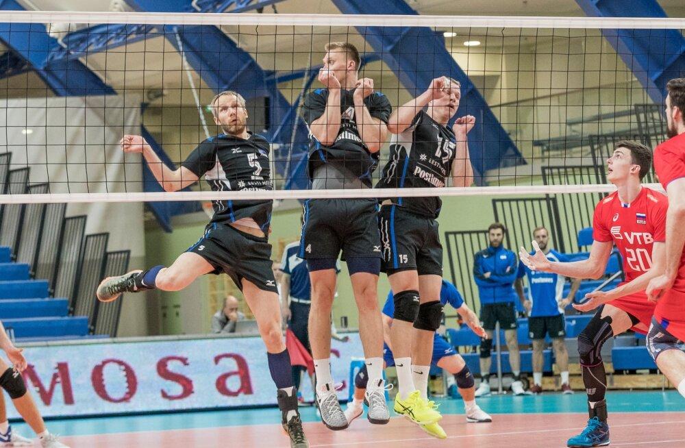 2017. aastal läks Eesti Venemaaga mängides juhtima, kuid lõpuks võttis idanaaber siiski oma ja pääses grupi võitjana MM-ile.