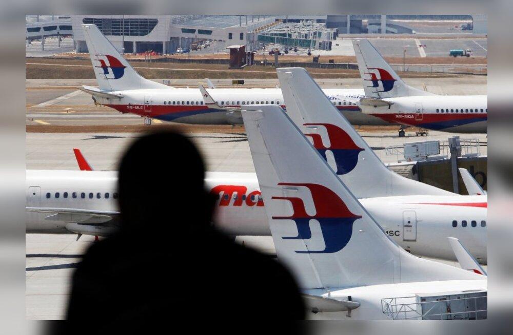Kadunud lennukis reisisid varastatud passidega kaks iraanlast