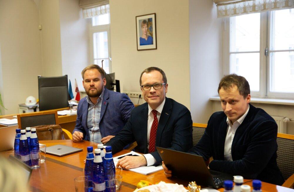 SDE ja REF läbirääkimised