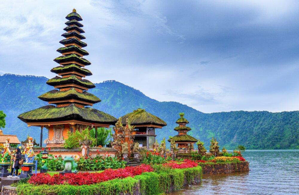 Koroonaviirus ei anna armu! Bali lükkas saare avamisplaanid kaugesse tulevikku