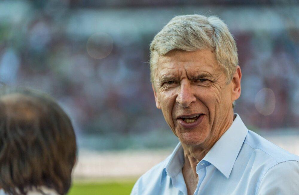 Arsene Wenger: olen mitme Inglismaa klubi pakkumise tagasi lükanud