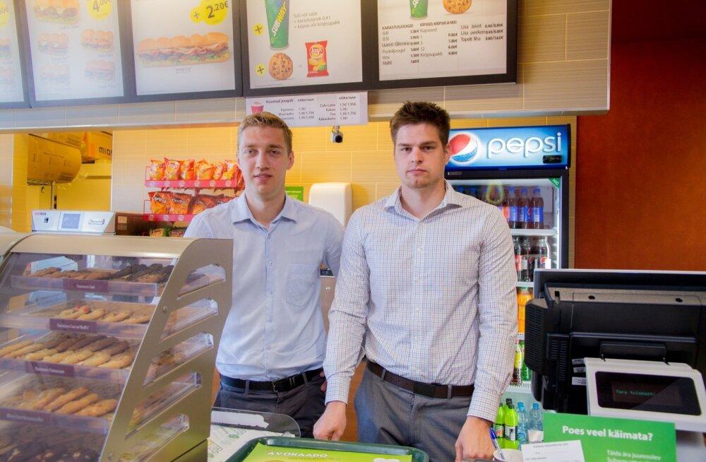 Iiri toorainet eelistav Subway hakkab end Tartu turule sööma