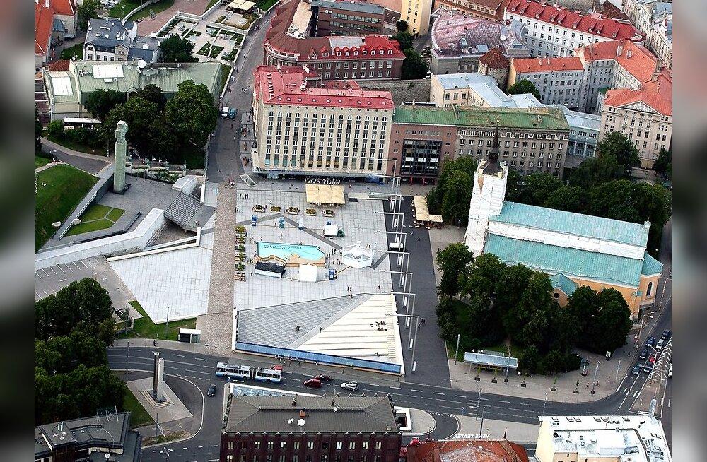 Taasiseseisvumispäev võtab Tallinna eelarvest 300 000 krooni