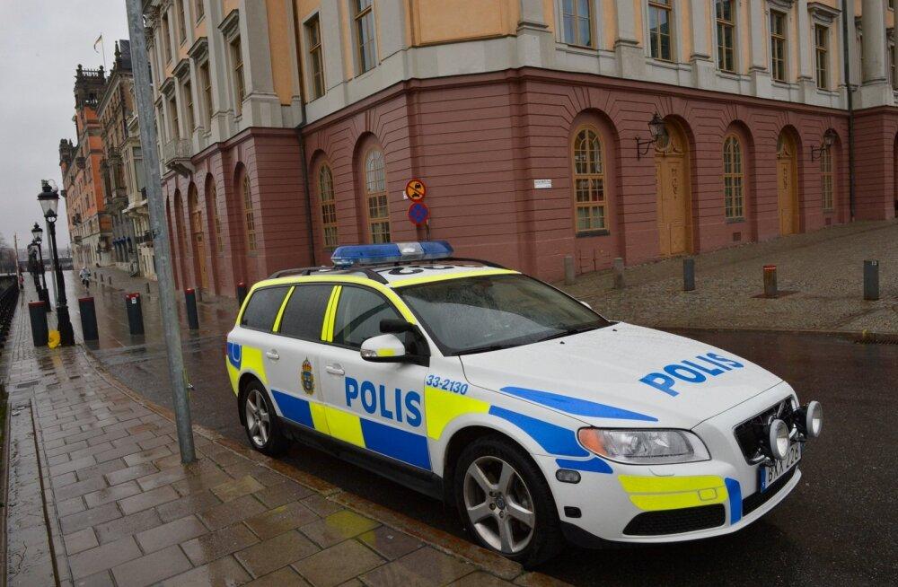 Rootsi politsei