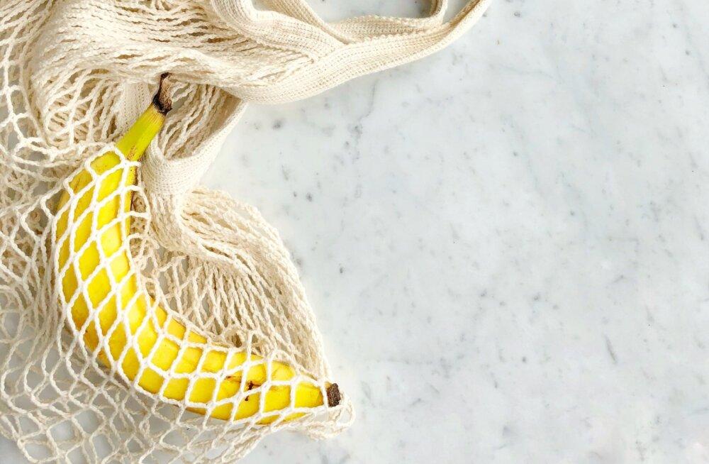 Oled suur banaanisõber? Siin on veel mitu head põhjust, miks neid kollaseid puuvilju süüa