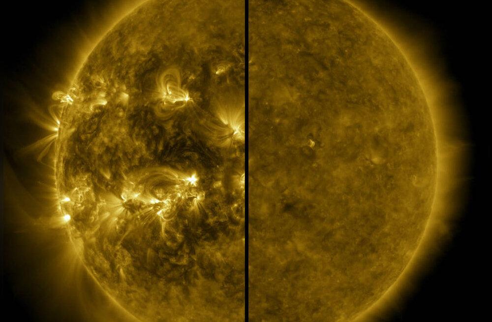 NASA: algas uus päikesetsükkel ning see mõjutab meie elu Maal