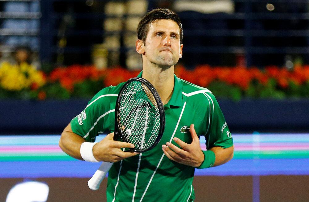 Nadali sõnum vaktsiinivastasele Djokovicile: kui tahad tennist mängida, tuleb vaktsineerida