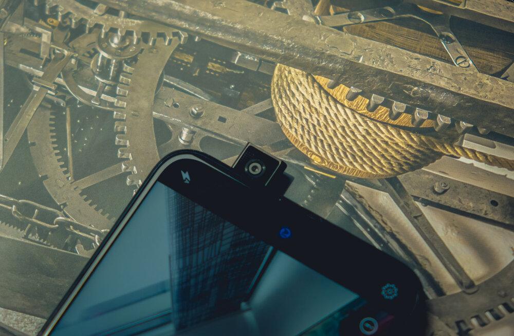 4555e29d9dc Esmatutvus: Huawei nutitelefon P smart Z – kõige ohtlikum tänavune ...