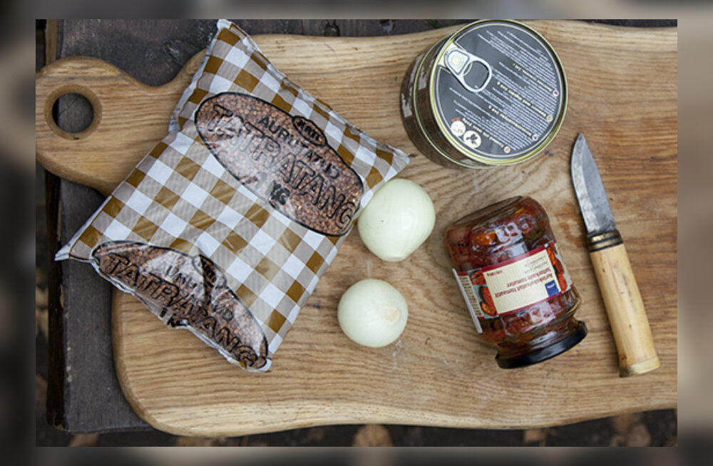 RETSEPT! Tippkokk Roman Zaštšerinski maitsev matkapuder Kahvliahvi kokaraamatus