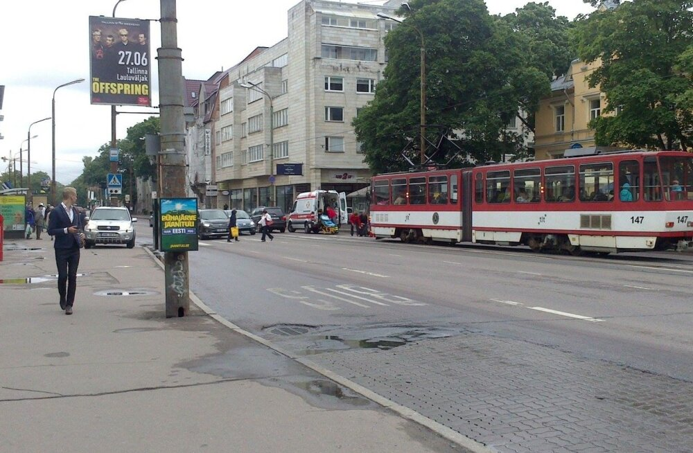 Tallinna ülikool, avarii