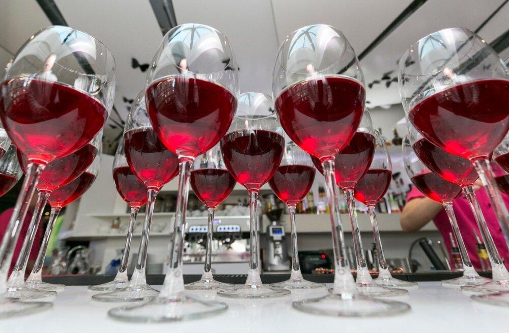 Alkoholi surmarisk ületab kõigi teiste meelemürkide riski