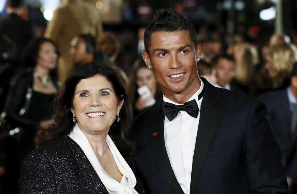 Cristiano Ronaldo ema sai väga halva uudise