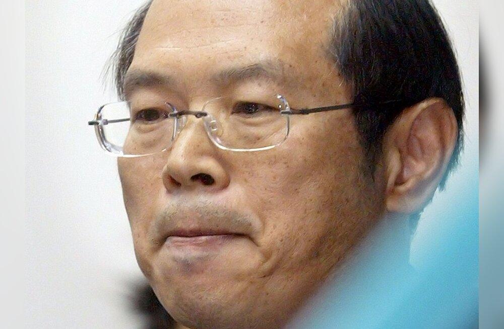 Taiwan vahistas väidetavalt Hiina kasuks spioneerinud kindrali