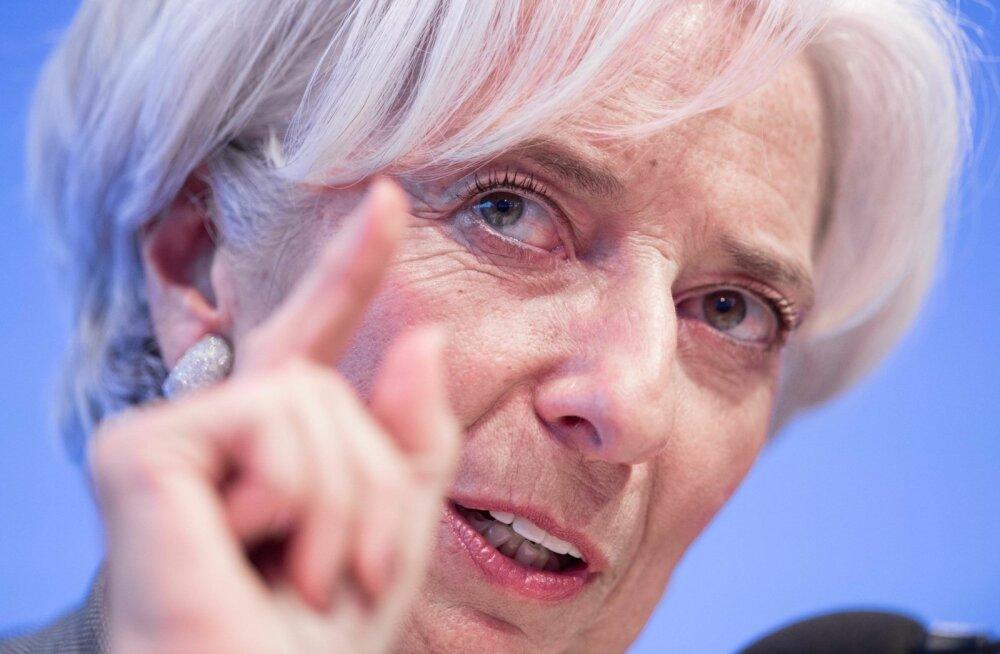 IMFi juht Christine Lagarde