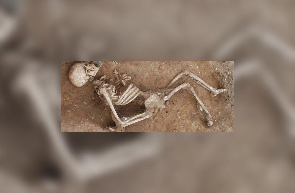 Väljakaevamised paljastasid iidse mõrvamüsteeriumi