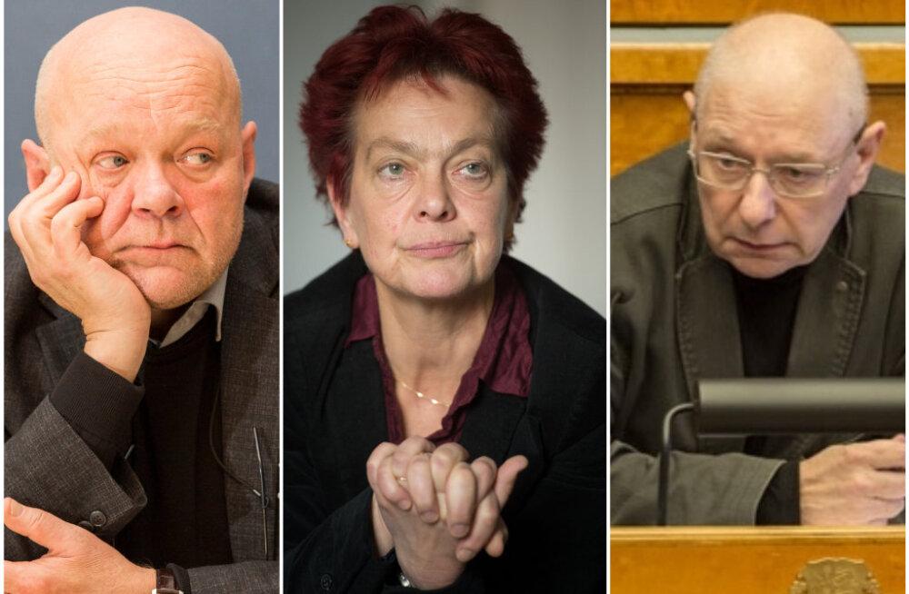 Otsustavad hääled: kolm vabaerakondlast puudus katuserahade hääletuse ajal riigikogu saalist. Krista Aru: halb juhuste kokkulangevus