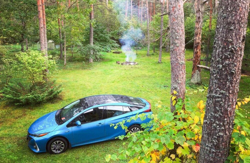 Eksperiment: kas Toyota Priuse pistikhübriid on tegelikult elektriauto?