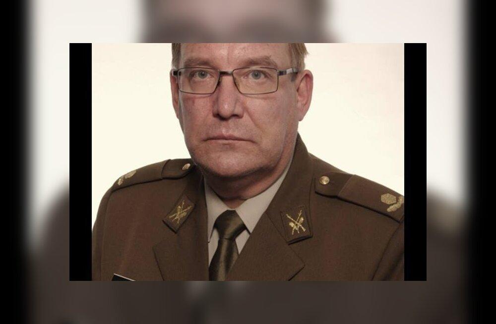 Скончался бывший министр внутренних дел Хейки Арике