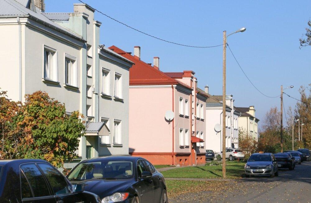 Stalinstlikud majad