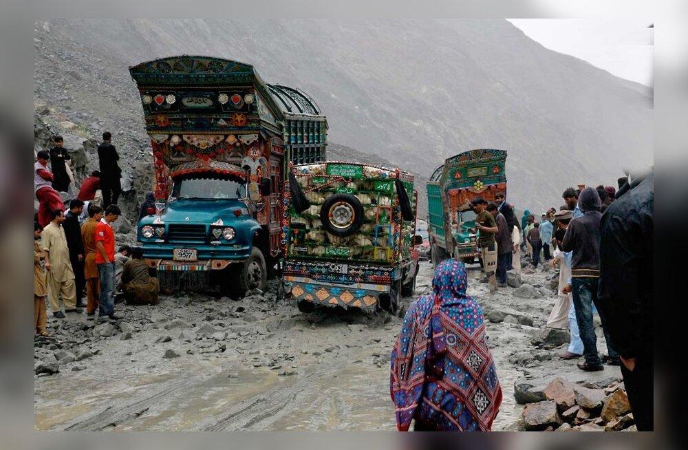 Turistideta riik Pakistan
