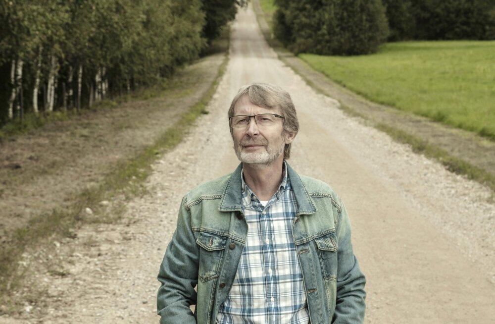 Mart Kadastiku stressivaba elu Lõuna-Eestis Innijärve ääres