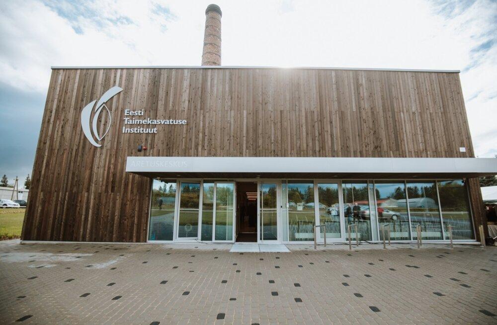 ETKI teraviljade aretuskeskuse avamine Jõgeval