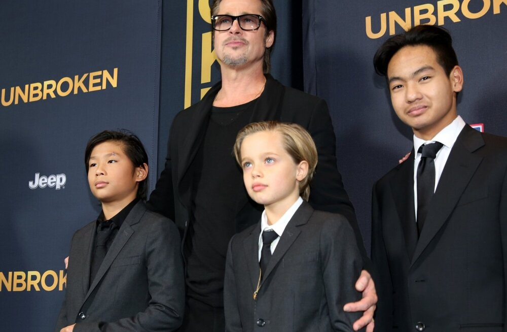 "LA Premiere of ""Unbroken"" - Red Carpet"