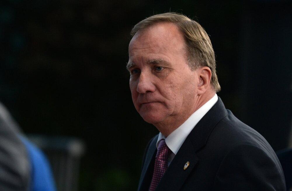 Peaminister Löfven: Rootsi ei valeta Estonia kohta