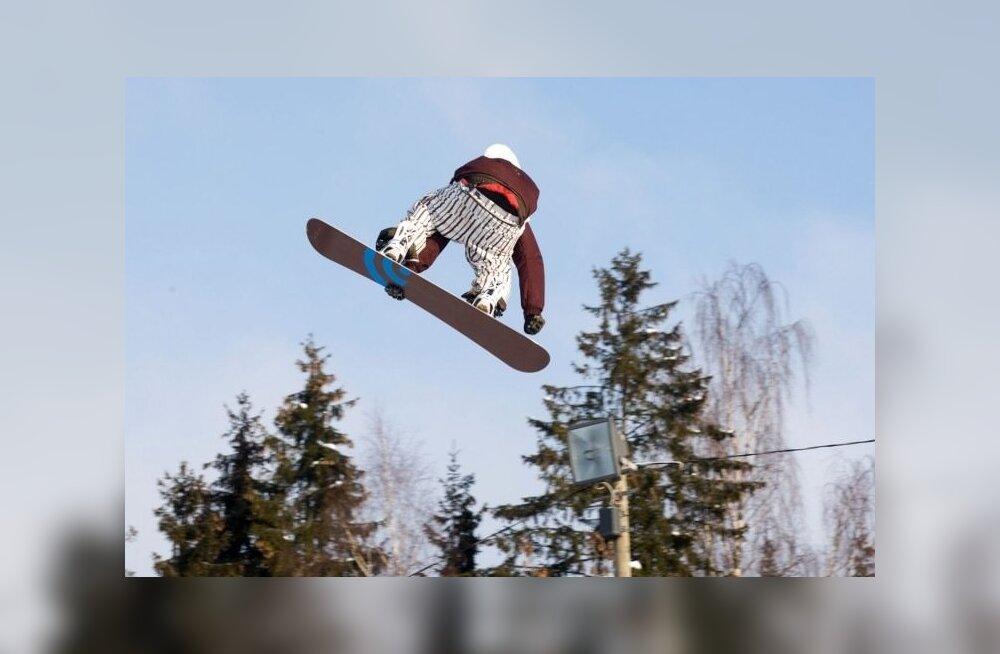 Noored tahavad Paluküla mäele rajada suusa- ja lumelauakeskuse
