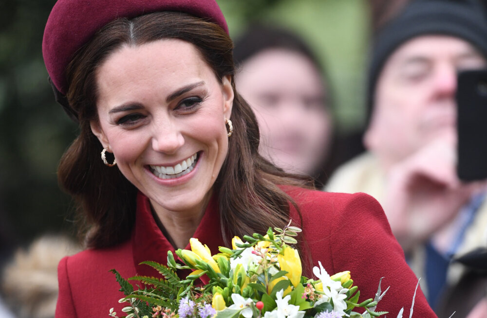 Palju õnne! Täna sünnipäeva tähistava Cambridge'i hertsoginna Catherine 37 moehetke