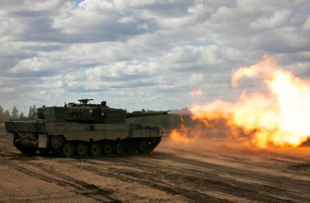 Holland on hakanud tankide müümist Soomele kahetsema