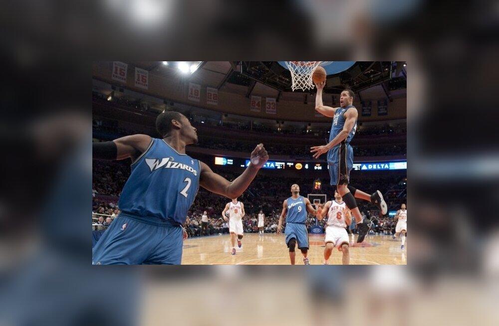 Washington Wizards, NBA, korvpall
