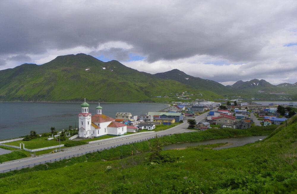 Американский остров, который когда-то был русским